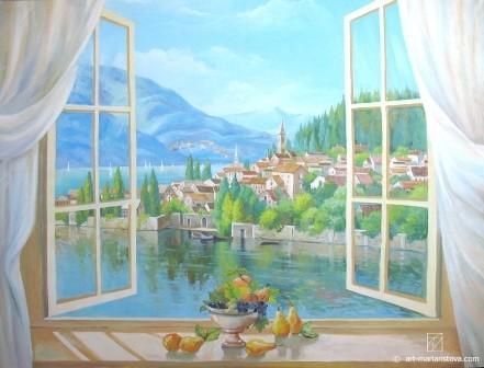 Окно с видом
